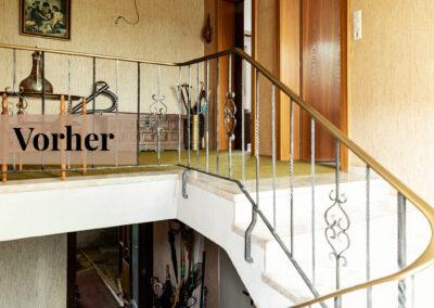 babette | wohnraumgestaltung - eingangsbereich vorher